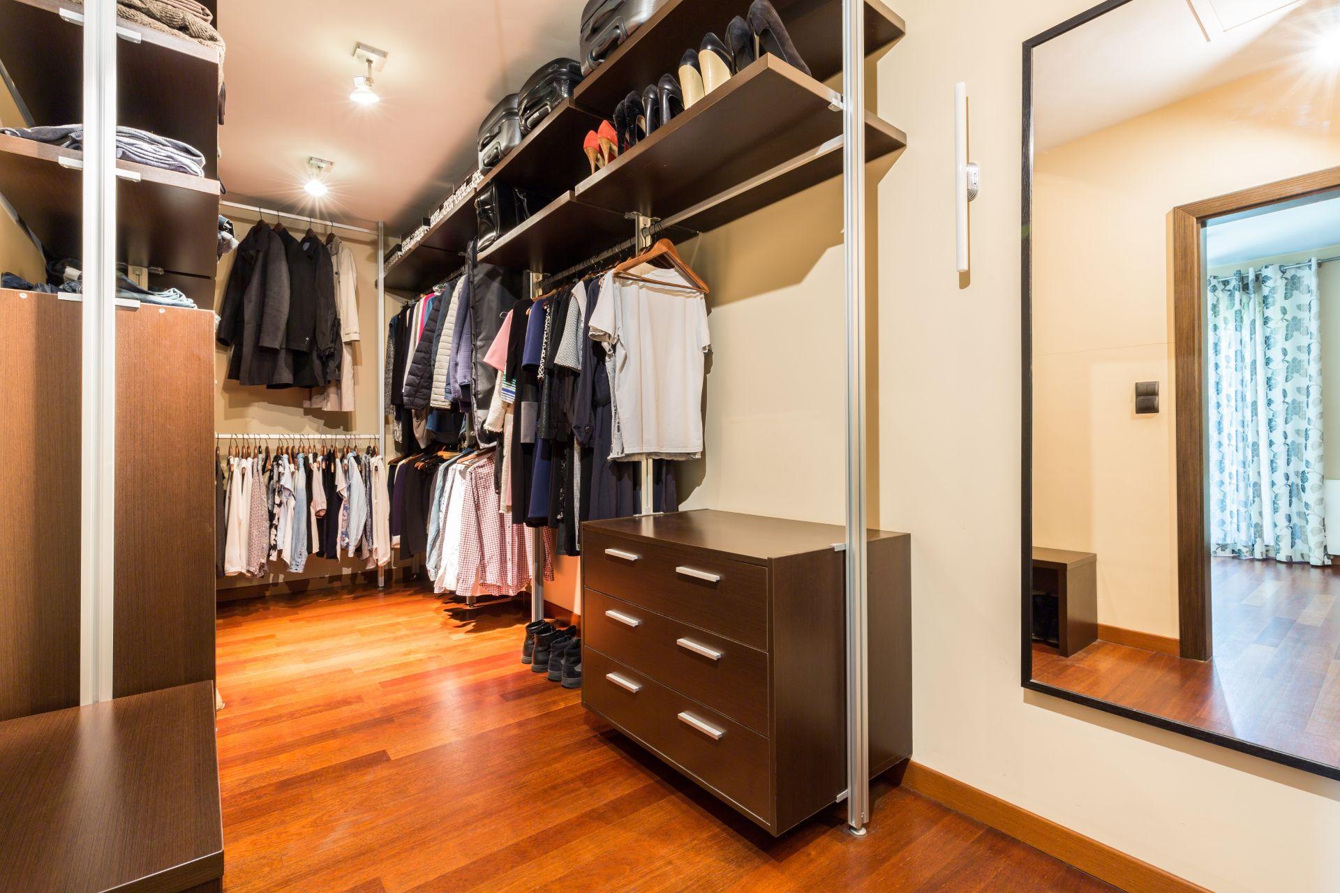 Garderoby i zabudowa wnęk